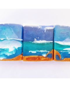 Deep in to the Sea every day HANDSOAP ( MANGO )