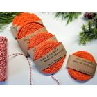 Pack of 5 Face Scrubbies & Make-Up Removals