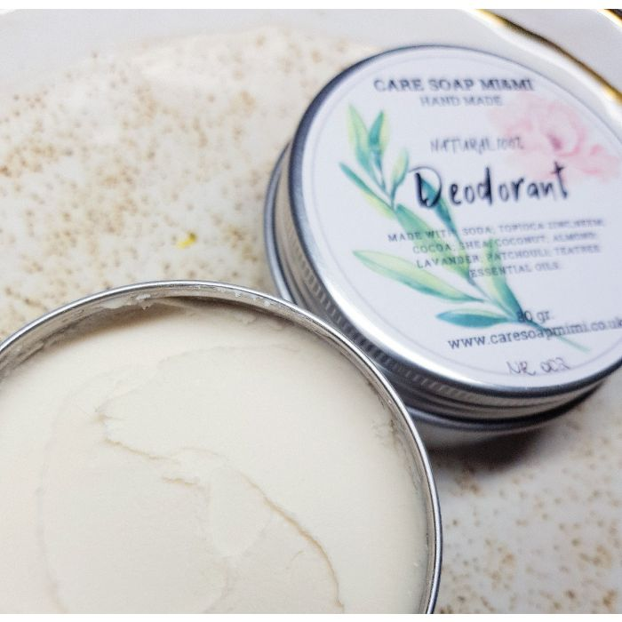 Image of Natural Custom Deodorant